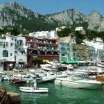 """Brilliance of Capri"" by DonnaCorless"