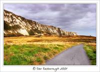 samphire hoe and white cliffs