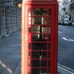 """UK Phone Cab"" by BobM"