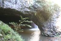 Natural Arch. Qld.