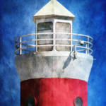 """Private Lighthouse"" by ShawnaRowe"
