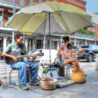 Sounds of New Orleans Art Prints & Posters by Pam Fitzgerald