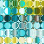"""Circles and Squares 32. Modern Abstract Fine Art"" by MarkLawrence"