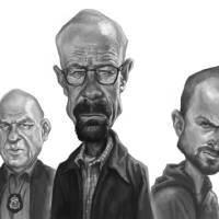 Breaking Bad Art Prints & Posters by Blake Loosli