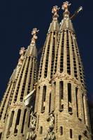 Sagrada Familia Towers Details