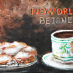 """NEW ORLEANS BEIGNETS  LARRY KIP HAYES"" by kiphayes"