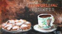 NEW ORLEANS BEIGNETS  LARRY KIP HAYES