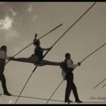 """HIGH WIRE ACT"" by shaynaphotography"