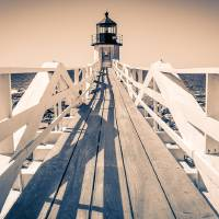 """Marshall Point Lighthouse"" by Thomas Key"