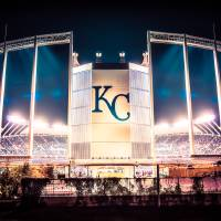Kauffman Stadium Art Prints & Posters by Thomas Key