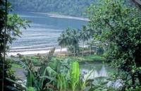 Equatorial Fishing Camp