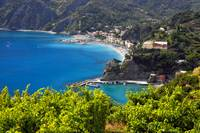 Ligurian Coastline at Monterosso