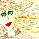 """""""Carolyn SEPIA  C2013 JimmyGlenn Greenway"""" by JimmyGlennGreenway"""