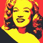 """Marilyn Monroe"" by ArtCinemaGallery"