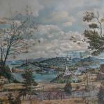 """Inner Landscape"" by peca"