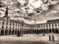 Leon's Plaza Mayor