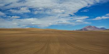 The Bolivian Altiplano