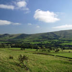 """Great Ridge Hills, from the Pennine Way (34337-RDA"" by rodjohnson"