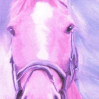 a horse called Renoir Art Prints & Posters by Jane Tellam