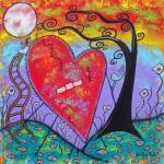 """Her Healing Heart"" by juliryan"