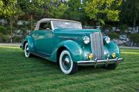 1937 Packard 120 Convertible Coupe