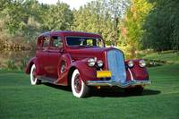 1936 Pierce Arrow 1601 Sedan