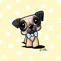 Little Darlin Pug
