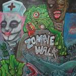 """Zombie Walk"" by ArtPrints"