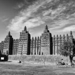 """Mud Mosque, Djenne"" by SimonFenton"