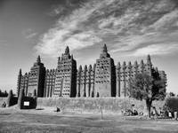Mud Mosque, Djenne
