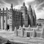 """Mud Mosque, Djenne, Mali, Africa"" by SimonFenton"
