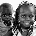 """Senegalese children"" by SimonFenton"