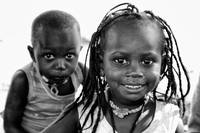 Senegalese children