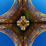 """Eiffel Construction"" by photoww"