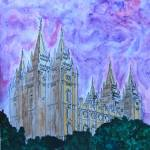 """Salt Lake Temple"" by PaulC"