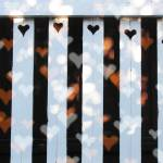 """Hearts on the Fence"" by shariwarren"