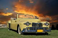 1947 Lincoln Continental Cabriolet I