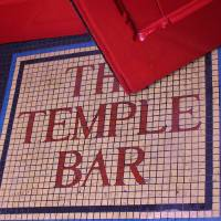 Temple Bar tile 693 Art Prints & Posters by Kevin Monaghan
