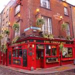 """Temple  Bar upright 0638 (2)"" by KevinDMonaghan"