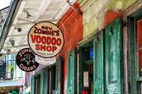 Rev. Zombie's Voodoo Shop