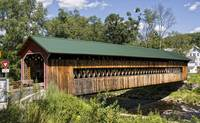 Covered Bridge Gilbertville