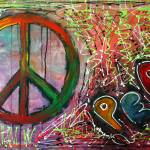 """Peace"" by ArtPrints"