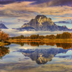 """Mount Moran, 2013"" by FoxtowerPhotography"