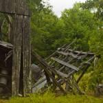 """Falling Barn"" by janesprints"