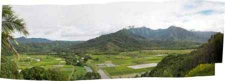 Mountains of Princeville