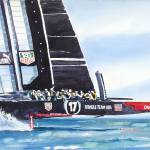"""Oracle Team USA"" by WilliamDunn"