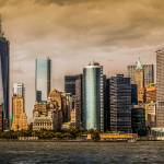 """Downtown from Governors Island"" by etravus"