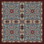 """""""tiled-table-top"""" by mandalaworld"""