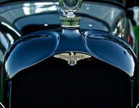1921 Duesenberg A Bender Coupe