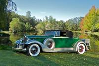 1933 Packard 1006 Convertible